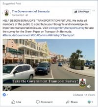 Bermuda Government Switches on Video Ads